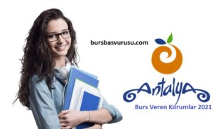 Antalya Burs Veren Kurumlar