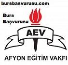 Afyon Egitim Vakfi Burs Basvurusu