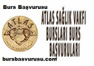 Atlas Egitim Vakfi Burs Basvurulari