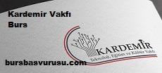 Kardemir Vakfi Burs