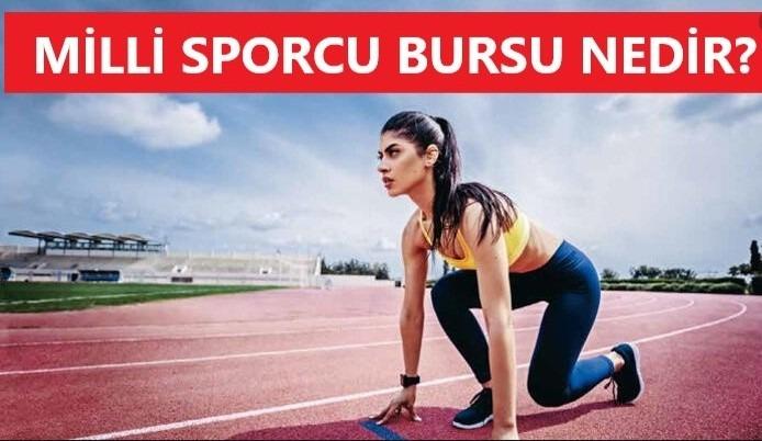 Milli Sporcu Burs Basvurusu