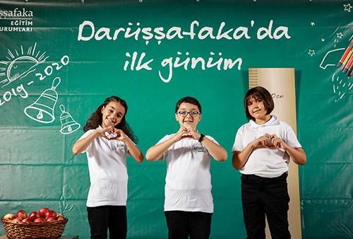 Tam Burslu Egitim Darussafaka Sinavi