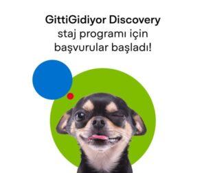 GittiGidiyor Discovery Staj Programi Basvurusu 2021
