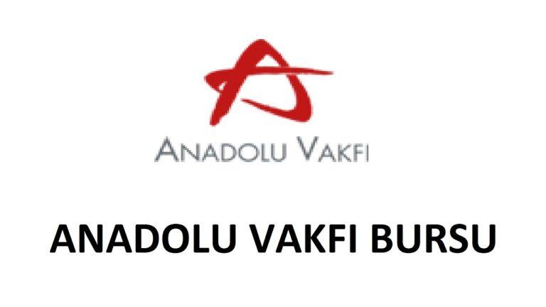 Anadolu Vakfi Burs